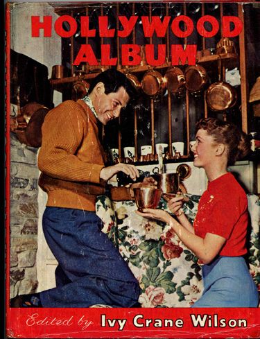 Hollywood Album 1957   I still have my albums..