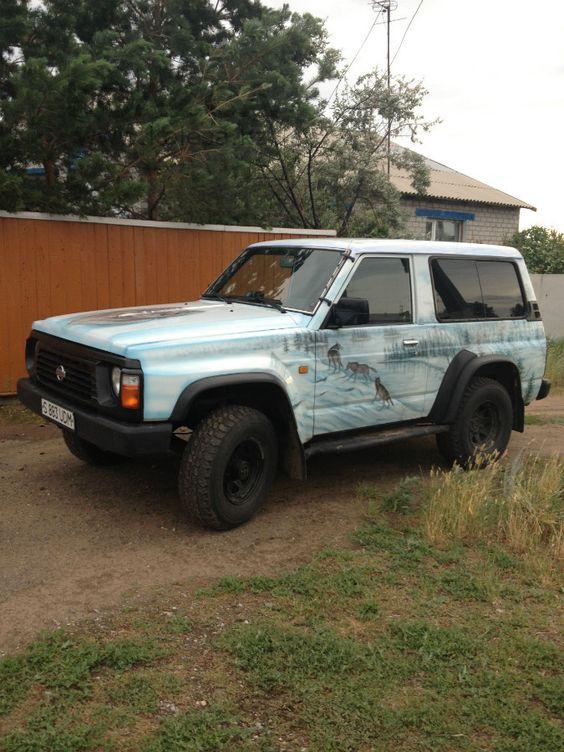 Продажа nissan patrol 1996 года в Павлодаре - №11488334: цена GA910