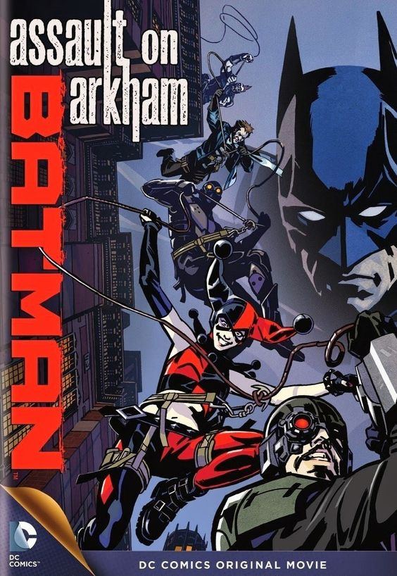 Batman: Assault on Arkham: