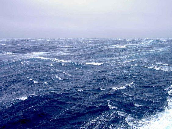 Arctic Sea near Greenland by Olof S, via Flickr