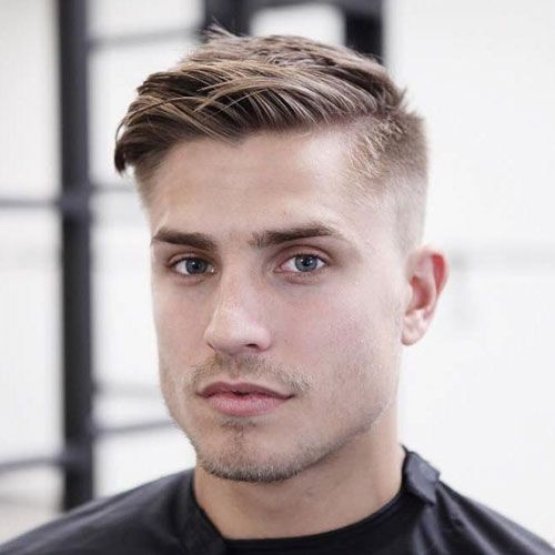 35 Best Side Swept Hairstyles For Men 2020 Haircut Styles In 2020 Thin Hair Men Mens Haircuts Short Popular Mens Haircuts