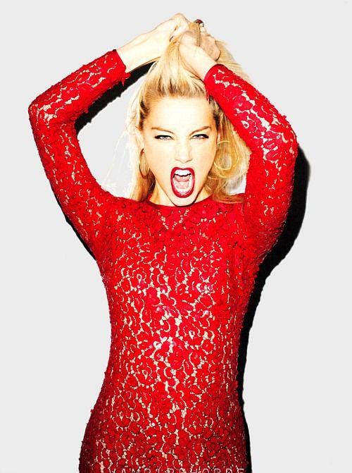 Amber Heard – NY Times T-Magazine Fall 2012