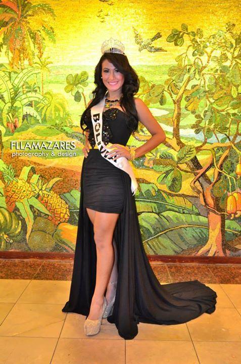 Tatiana Heredia - Bolivia