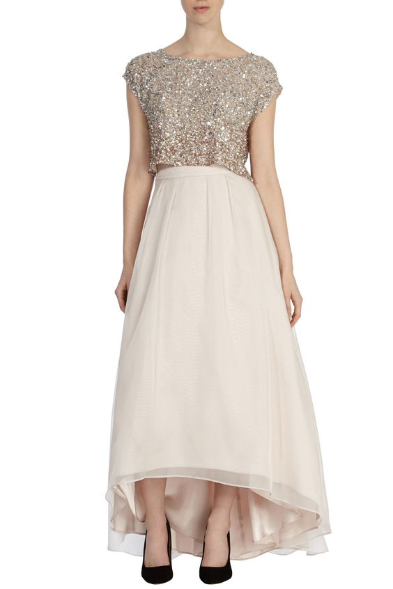 The Iridesa top and skirt two-piece is perfect for modern #bridesmaids | Coast Stores Limited