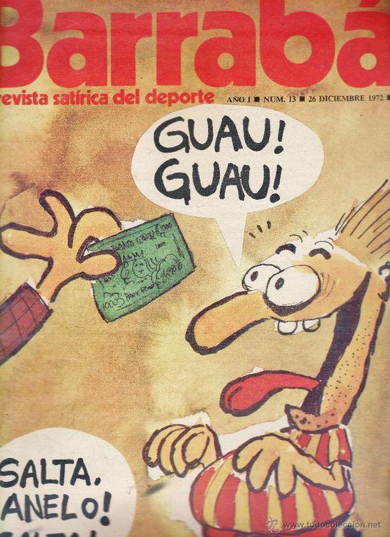 revista de humor gráfico barrabás - Buscar con Google