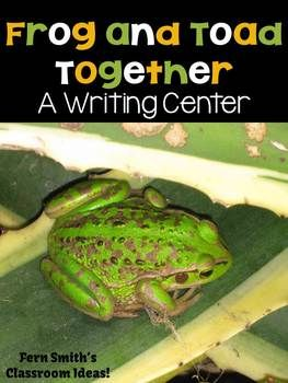 frog and toad together guided reading level