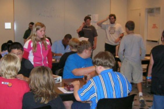 Card Gaming Club #Kids #Events