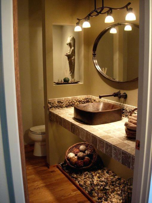 Bathroom Spa Ideas Spa Themed Bathroom Ideas Spa Powder Room Bathroom Designs Decorating Ideas With Images Spa Bathroom Decor Elegant Bathroom Decor Spa Inspired Bathroom