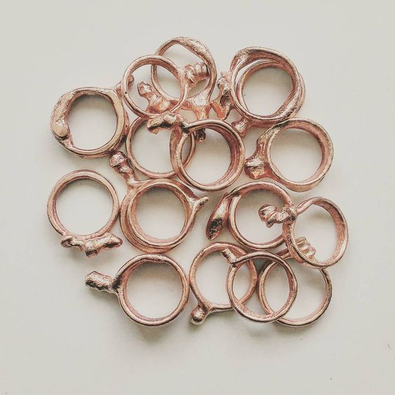Carlos Silva- rings for New exhibition coming soon