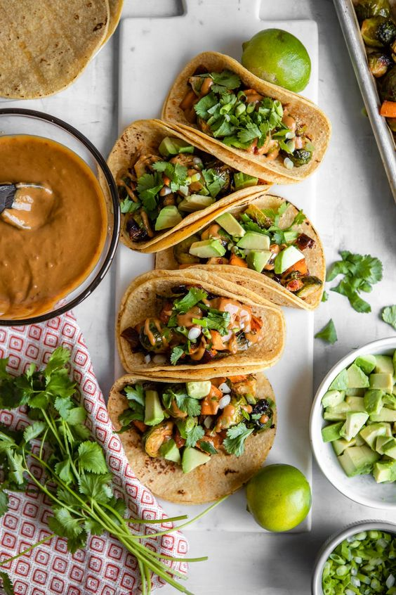 10 Epic Vegetarian Taco Recipes You'll Want to Make ASAP | Hello Veggie