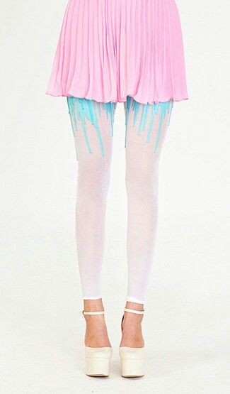 Amazing drip tights by URB #fashion
