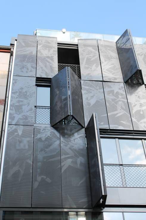 Puertas y ventanas de estilo Moderno de Baier GmbH