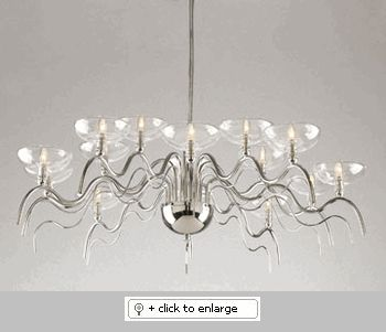 INFINITY 1976-PC Chandelier  Sale price: $531.50
