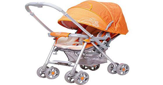 Những điều cần lưu ý khi chọn xe đẩy cho bé mà bố mẹ cần nắm vững