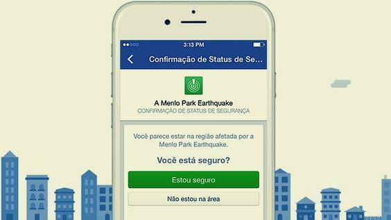 Confirmação de Status de Segurança: Uma ferramenta que informa a seus amigos que você está bem durante desastres é a última novidade do Facebook - Divulgação/Facebook
