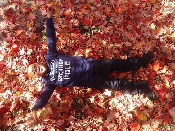 Fall Fun Model: Lynden