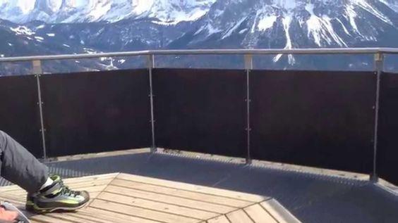 Aussichtsplattform Tuftlalm