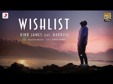 Dino James Wishlist Feat Kaprila Official Music Video Youtube In 2020 New Rap Songs Rap Songs Best Rap Songs