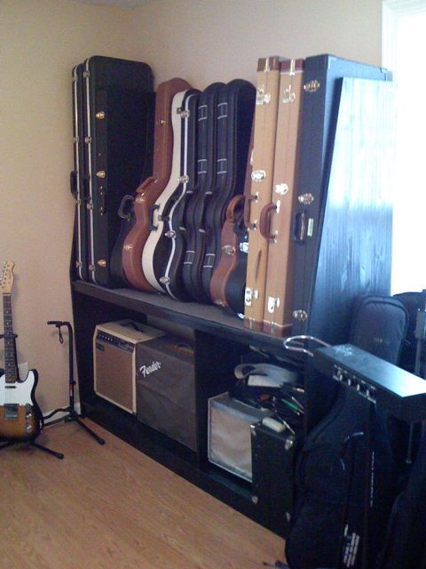 Awe Inspiring Building Your Own Home Studio Furniture Telecaster Guitar Forum Largest Home Design Picture Inspirations Pitcheantrous