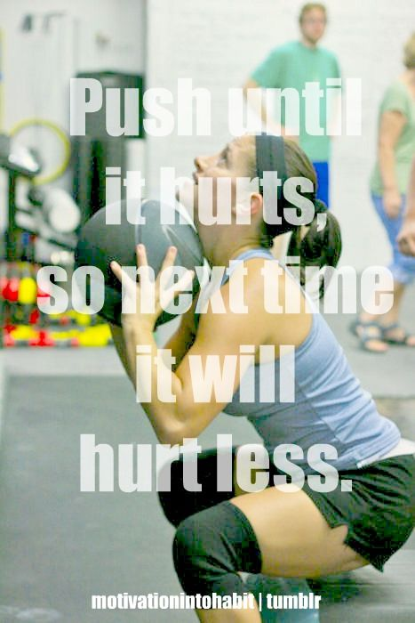 <3: It Hurts, Health Fitness, Crossfit Motivation, Weight Loss, Fitness Inspiration, So True, Fitness Motivation, Fitness Workout