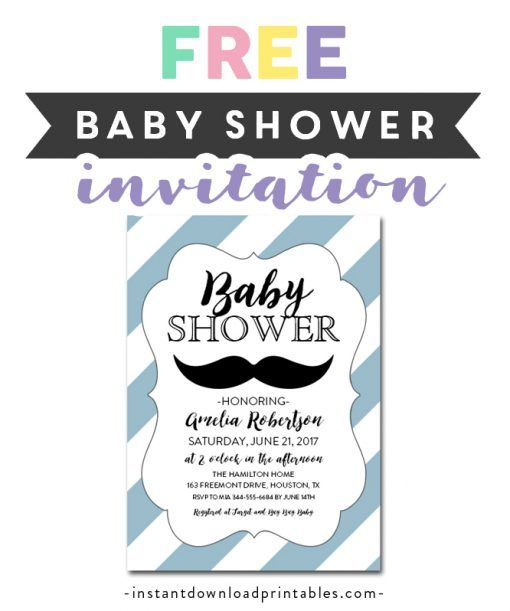 Baby Shower Invitations Archives Instant Download Printables Baby Shower Invitations Baby Shower Invitations Diy Baby Shower Invitations For Boys