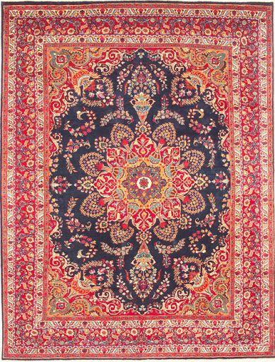 My Cousin Charles - persian carpet
