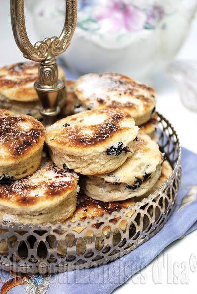 Gâteaux gallois