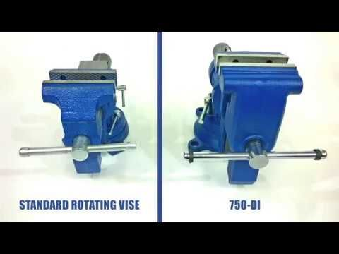 Yost Tools 750-DI Bench Vise