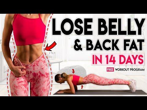 pierde belly fat lean)