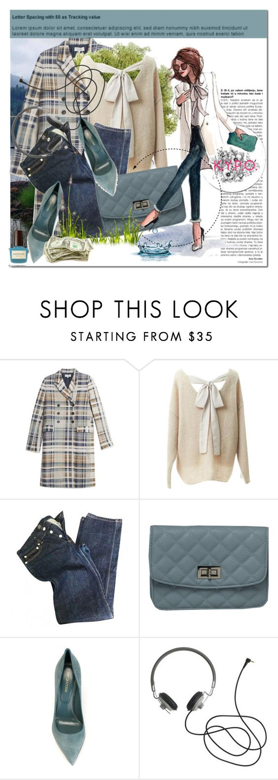 """""""Kick Your Pumps Off Sponsored Contest - Win this Purse!!!"""" by pentacla ❤ liked on Polyvore featuring Paul & Joe, Relaxfeel, A.P.C. and Sergio Rossi"""