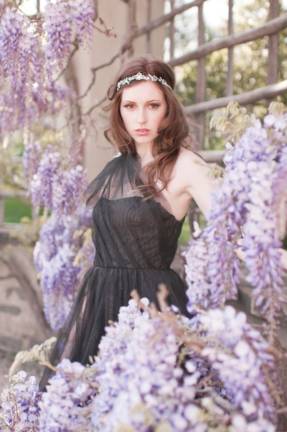 Romantic Headpieces & Accessories By Enchanted Atelier   Bridal Musings