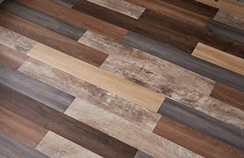 Nance Industries Versaplank Peel And Stick Stain Proof Vinyl Plank Flooring 6 X48 X2 5mm Assorted Col In 2020 Waterproof Flooring Flooring Waterproof Flooring Vinyls