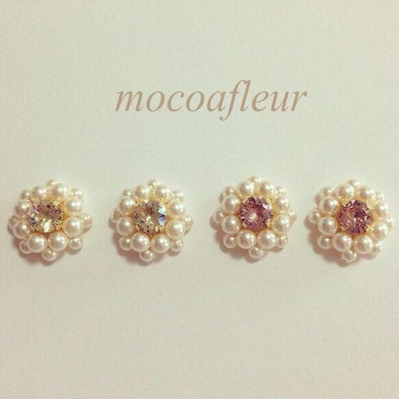 1:ヴィンテージローズ(ピンク)mocomocoシリーズのfleurのヴィンテージローズです。fleurとはフランス語でお花を意味します。もこもこなお花をイメ...|ハンドメイド、手作り、手仕事品の通販・販売・購入ならCreema。