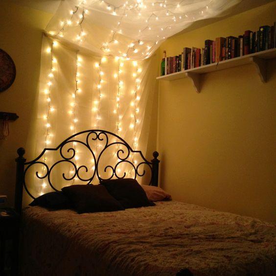 Here 39 S An Idea For Your Room Kiki Homemade Headboard Pretty Us Girls Pinterest Homemade