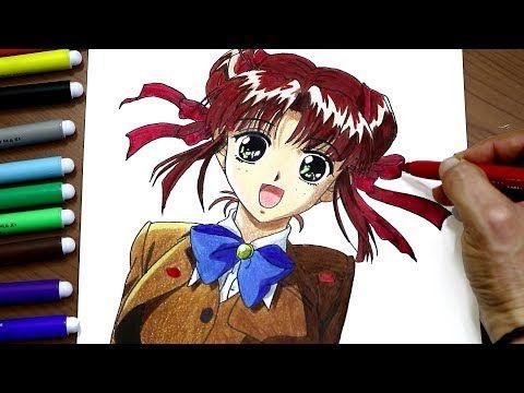 رسم ميارا يوكي من انمي السراب لعشاق الانمي تعلم واستمتع برسم الانمي Youtube Anime Art Character