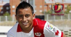Cueva tiene contrato con Rayo Vallecano hasta final de temporada. (USI)