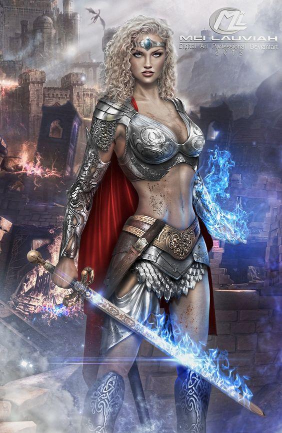 Queen Elyenora
