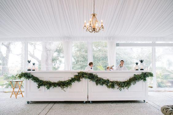 Read More on SMP: http://www.stylemepretty.com/little-black-book-blog/2015/03/26/elegant-lowndes-grove-plantation-wedding-2/