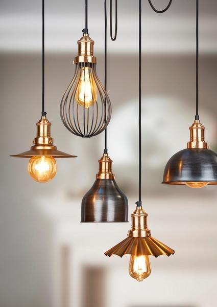 Trend Alert Industrial Lighting Industrial Style Lighting