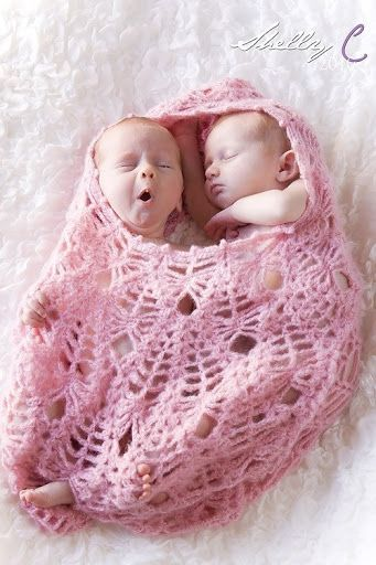 Twin girls: