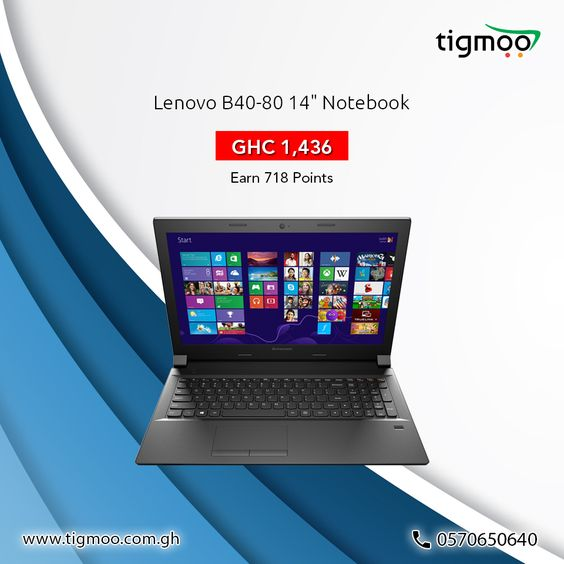Purchase Online Lenovo B40 80 With 14 Notebook Intelcorei3 Dual Core Processor With 1 70 Ghz In Black Color From Tigmoo It Is Lenovo Lenovo Laptop Dual