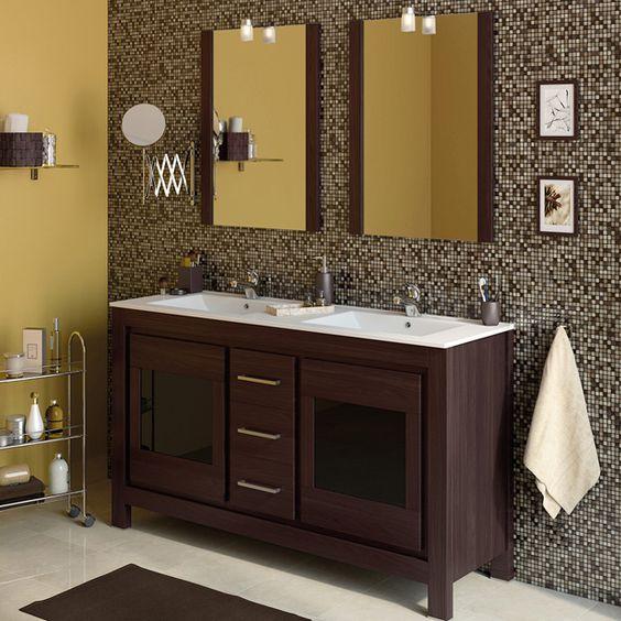 Te ofrecemos una amplia gama de muebles distintas medidas for Muebles para banos grandes