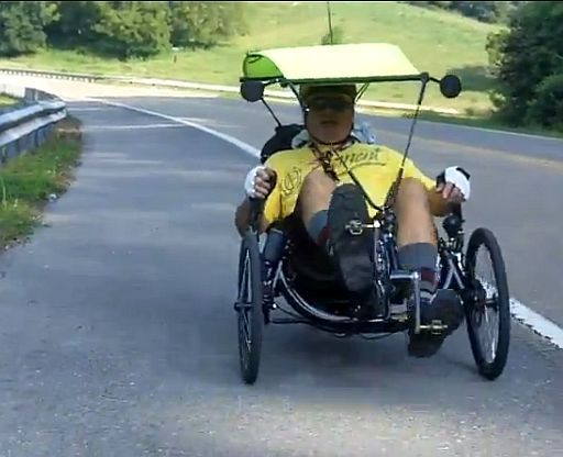 Trike Hood Or Canopies Recumbent Bicycle Scooters And Reverse