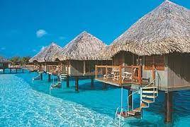 Romantic Getaway-Bora Bora. Would love to go there!