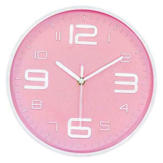 45min 10 Inch 3d Number Dial Face Modern Wall Clock Silent Non Ticking Round Ho Ebay In 2020 Wall Clock Modern Wall Clock Silent Wall Clock