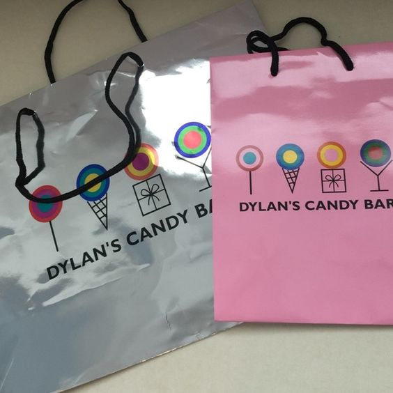 2 DYLAN'S CANDY BAR BAGS Small and Medium Other