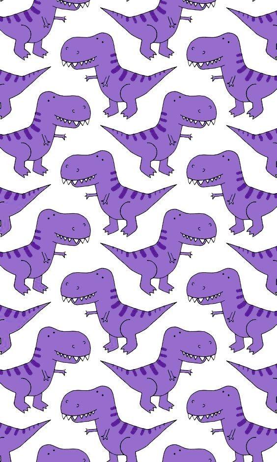 Pin By Kiari Galeano On Wallpapers Wallpaper Iphone Cute Dinosaur Wallpaper Purple Wallpaper Iphone