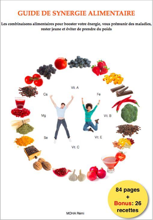 Guide de synergie alimentaire  http://www.1tpe.com/index-pro.php?p=nj22