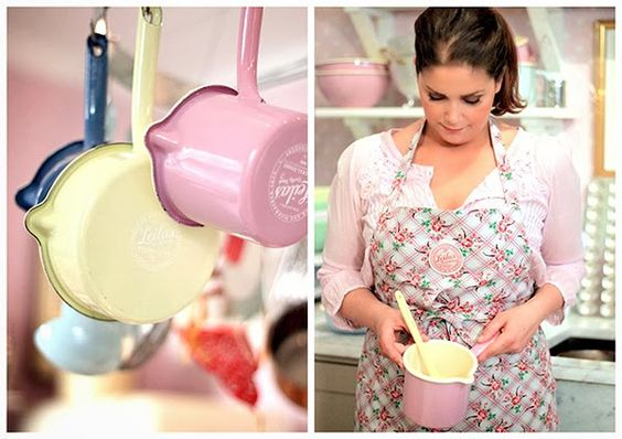Perfect Pastel Kitchenware from Leilas General Store