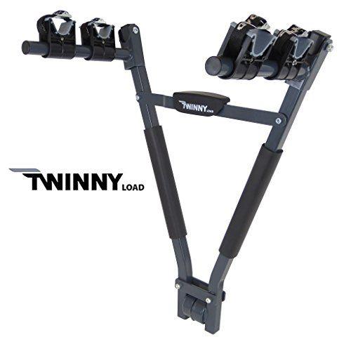 Unbekannt Twinnyload Easy Fahrradtrager Fur 2 Fahrrader Hecktrager